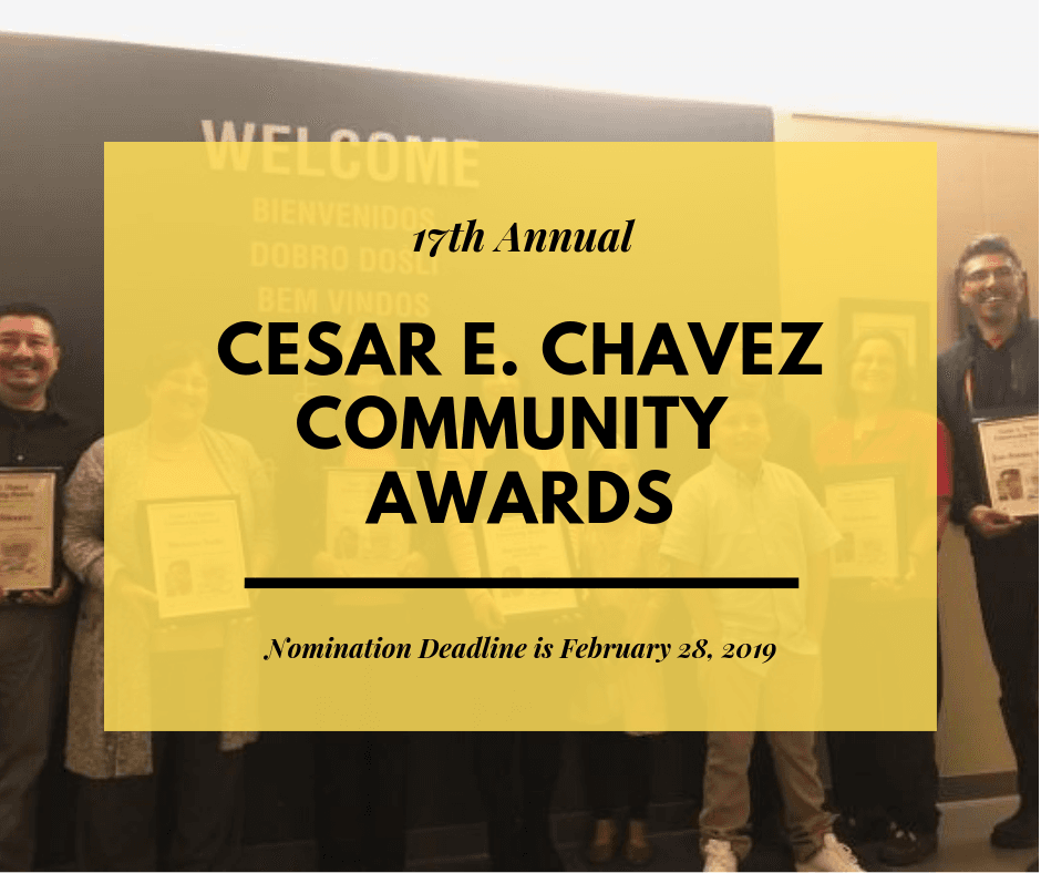 Cesar Chavez Awards