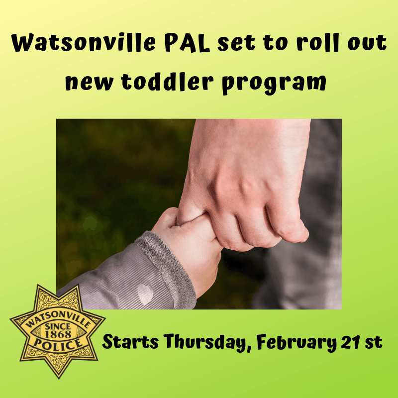 Toddler program PAL