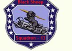Black Sheep Squadron - 13 Logo