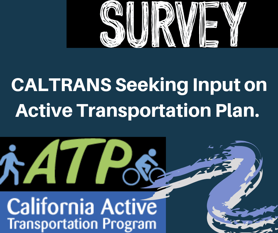 Survey info for Active Transportation Plan