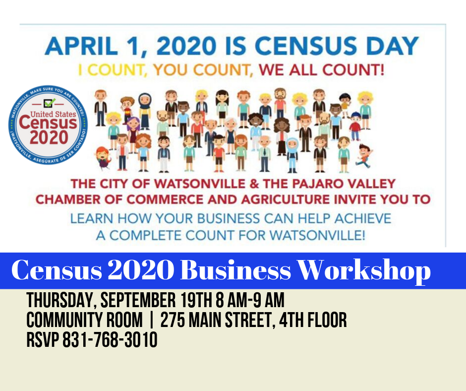 Census 2020 Business Workshop_web newsflash