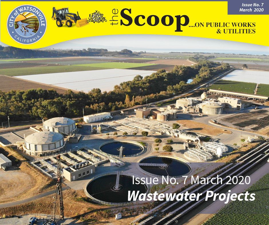 Newsflash - The Scoop No.7, Wastewater