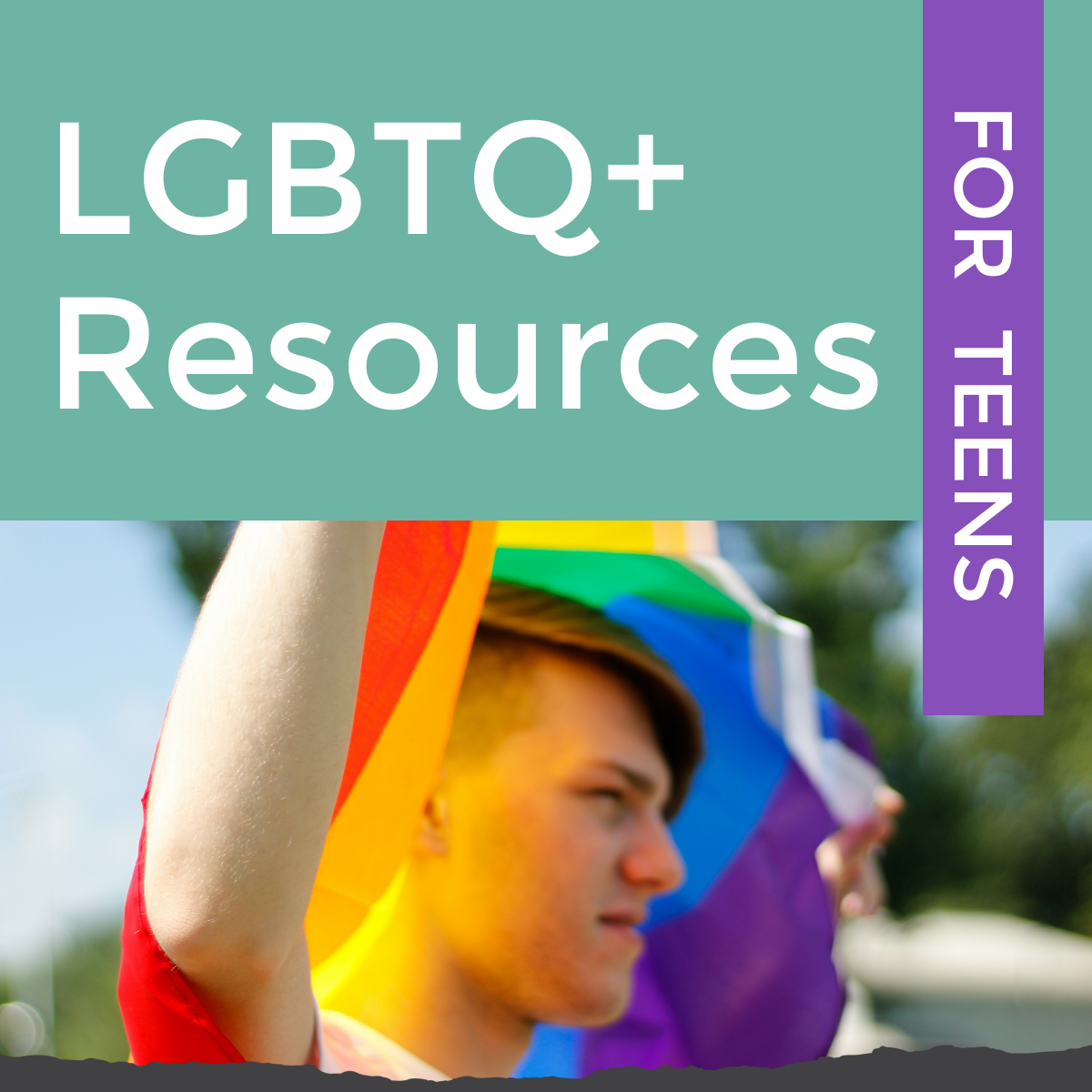 lgbtq+ resources for teens