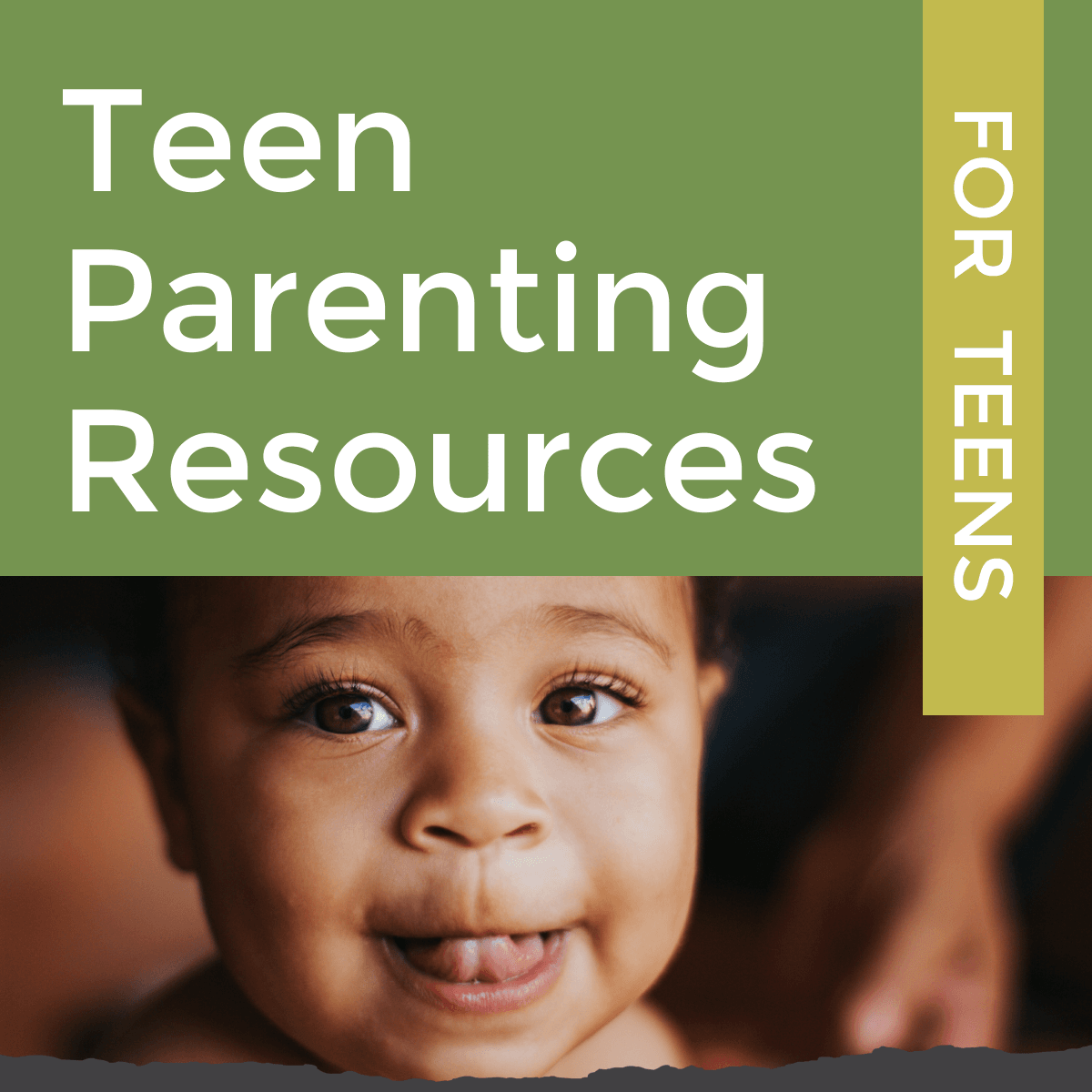 teen parenting resources for teens