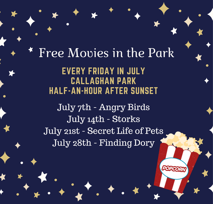 Free Movies in the Park_