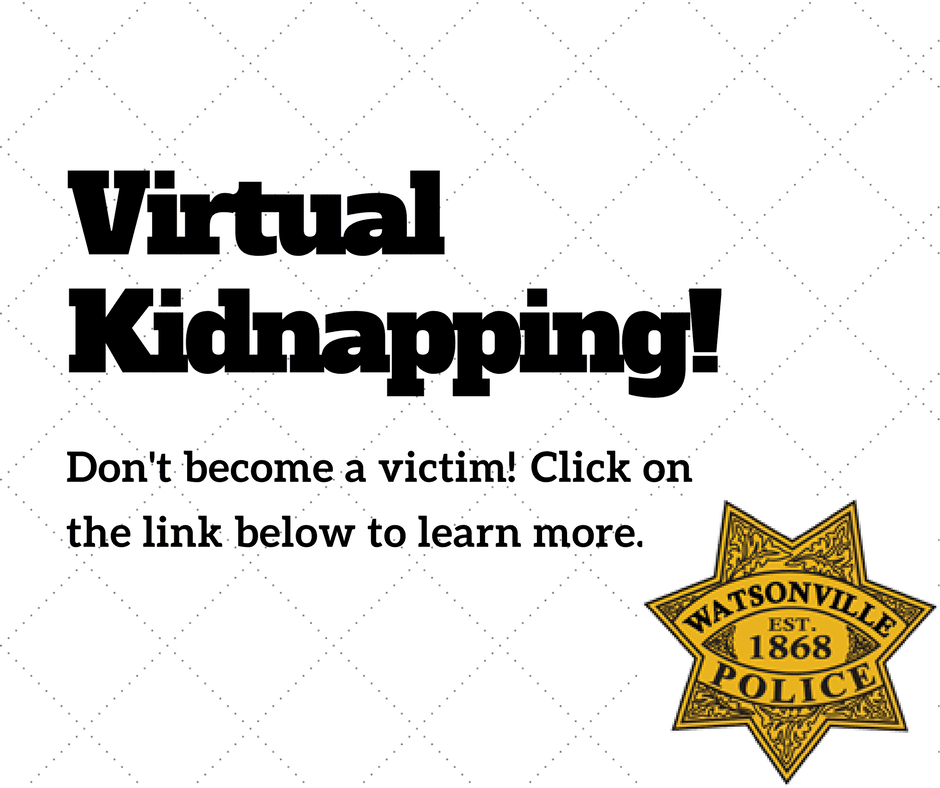 virtual kidnapping
