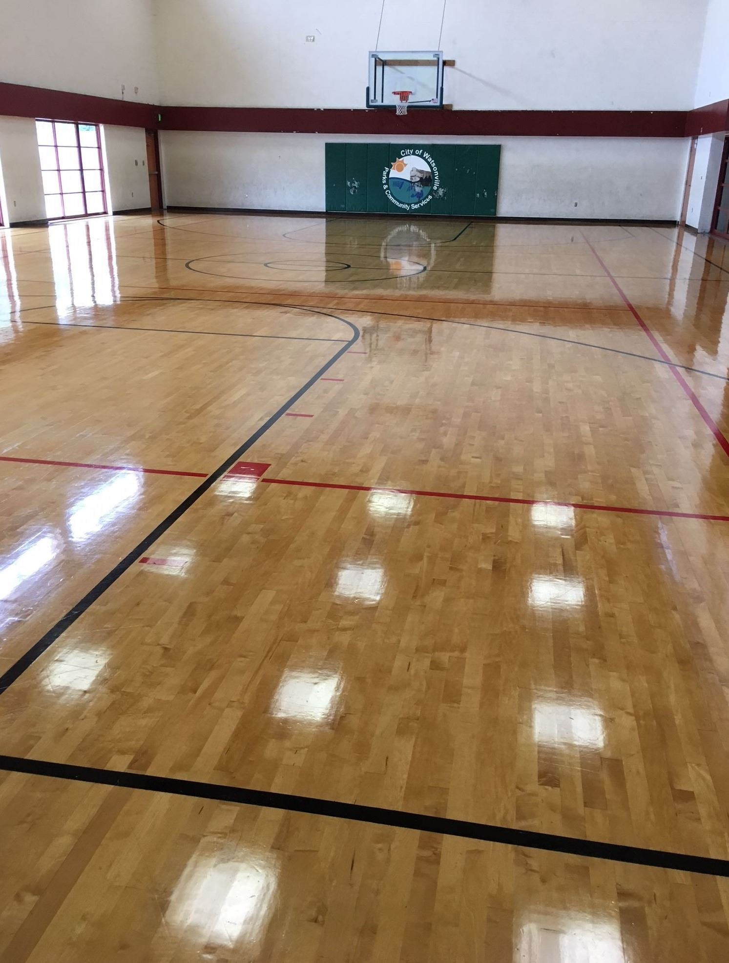 YC Gym Floor