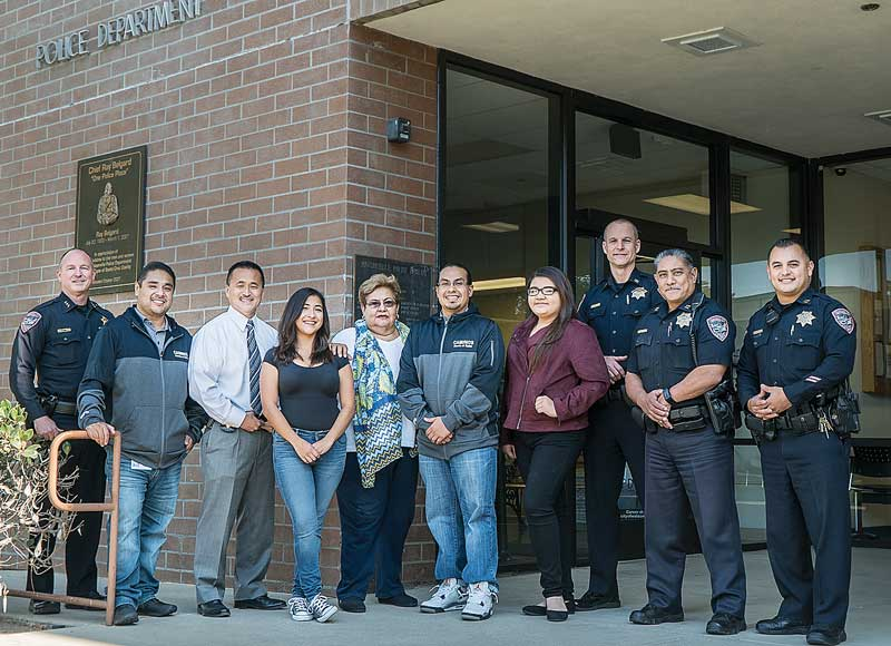 Neighborhood services and PD