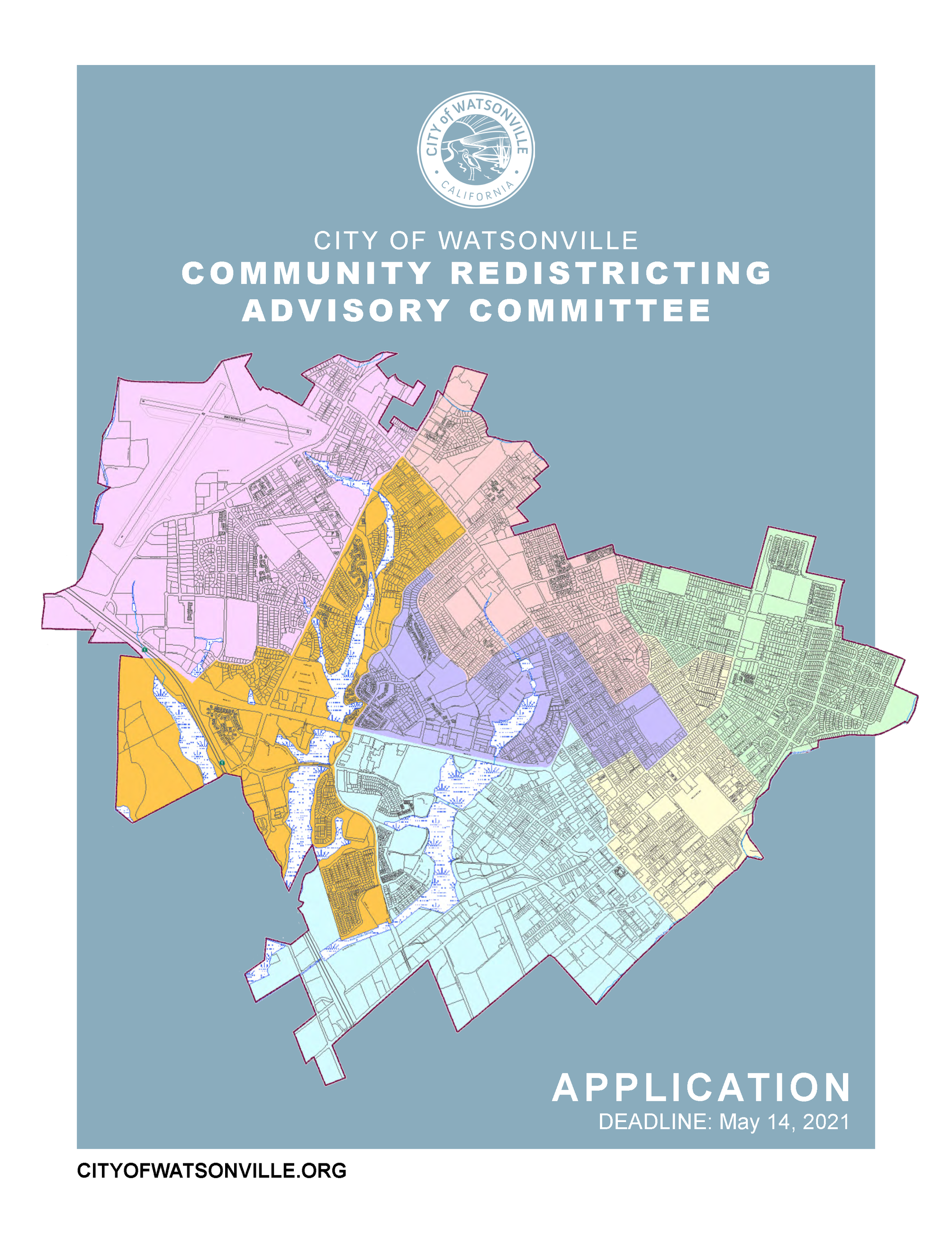 Redistricting Committee Application