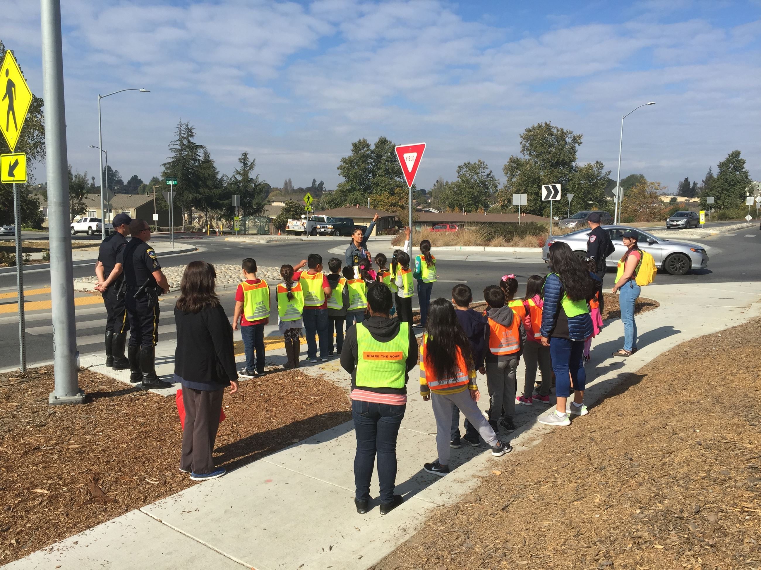 Traffic Safety Education Starlight Elementary School_2