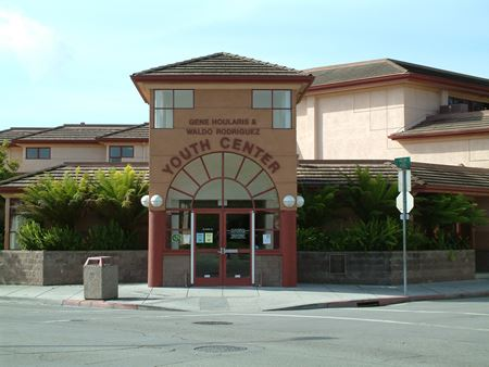 Youth Center Building