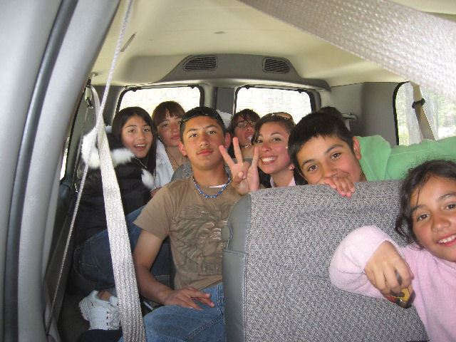2008 Snow Trip Van Ride